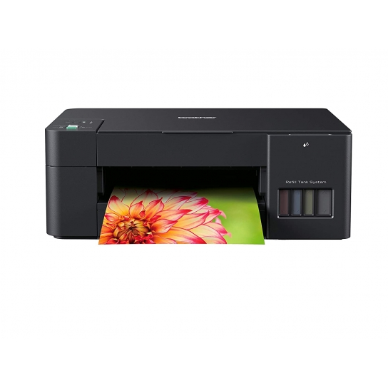 Brother DCP-T220 3-in-1 Ink tank refill system Color Printer