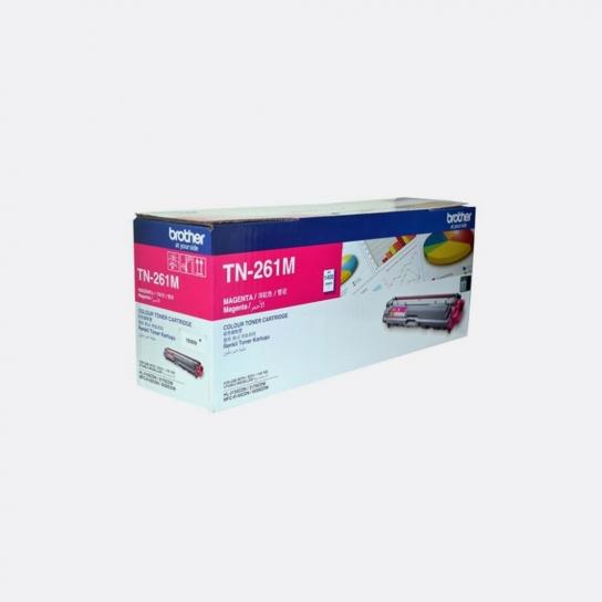 Brother TN-261 Magenta Toner Cartridge
