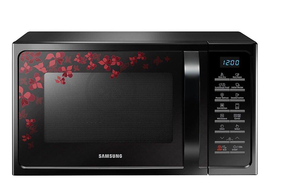 Samsung MC28H5025VB/TL 28L Microwave Oven