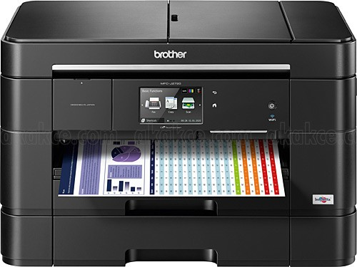 Brother A3 Color Inkjet Multifunction Printer