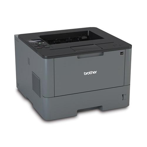 Brother Business Laser Printer with Duplex Printer- HL-L5000D