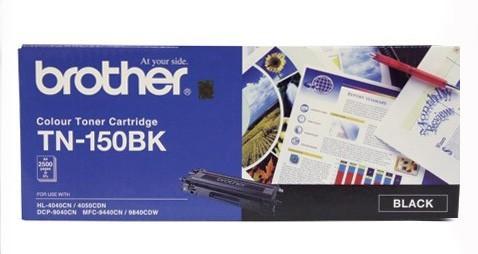 Brother Color Laser Toner Cartridge TN-150BK