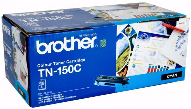 Brother Color Laser Toner Cartridge TN-150C