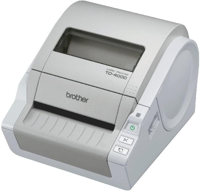 Brother Document Scanner TD4000