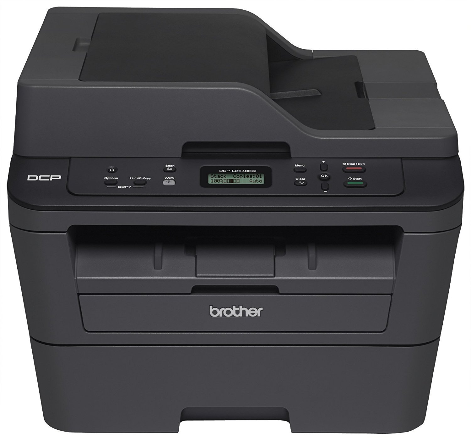 BROTHER DCP-L2540DW Multi-function Wireless Monochrome Laser Printer