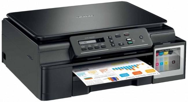 Brother Inkjet Refill Tank Multifunction Printer