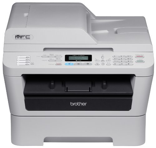 BROTHER MFC-7360 Multi-function Monochrome Laser Printer with Network
