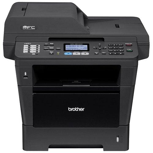BROTHER MFC-8910DW Multi-function Monochromatic Wireless Laser Printer