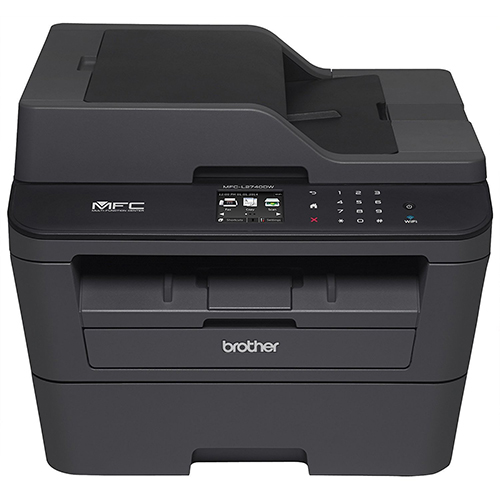 BROTHER MFC-L2740DW Multi-function Wireless Monochrome Laser Printer