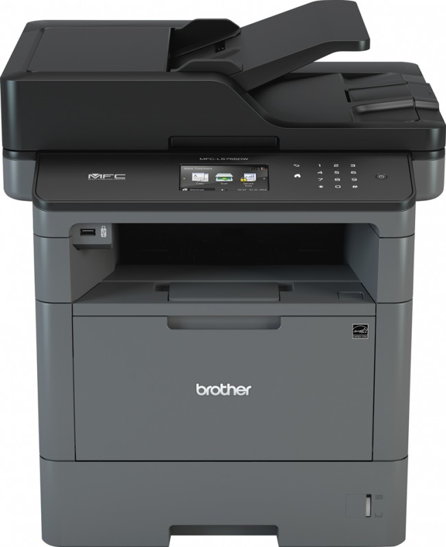 Brother Monochrome Laser- MFC-L5755DW