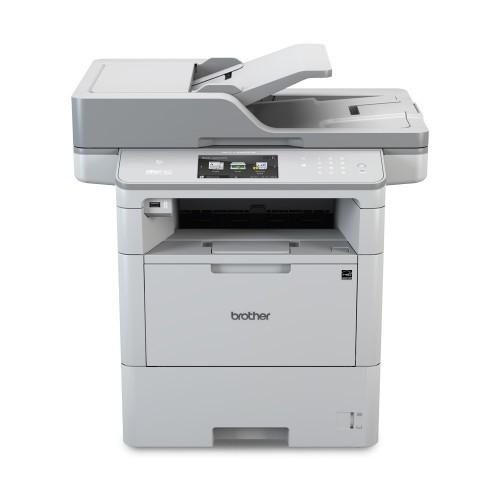 Brother Monochrome Laser Multi-function Printer- MFC-L6900DW