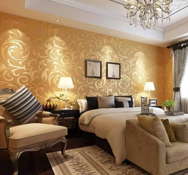 High-end luxury wallpapers wall cover 3D wallpaper