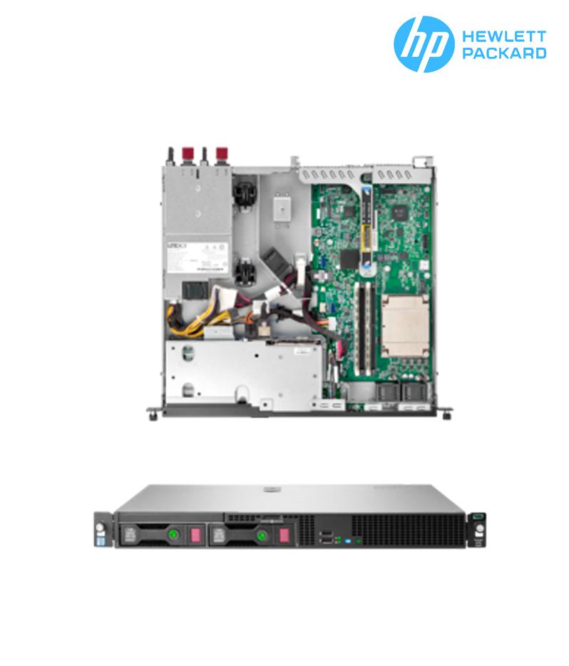 HPE DL20 Gen9 4SFF CTO Server