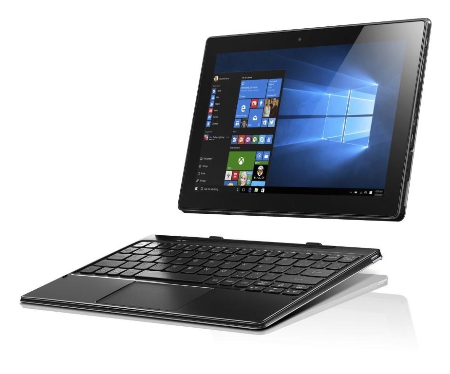 Lenovo Ideapad Miix310-10ICR Z8350 10.1-Inch 32 GB eMMC Tablet