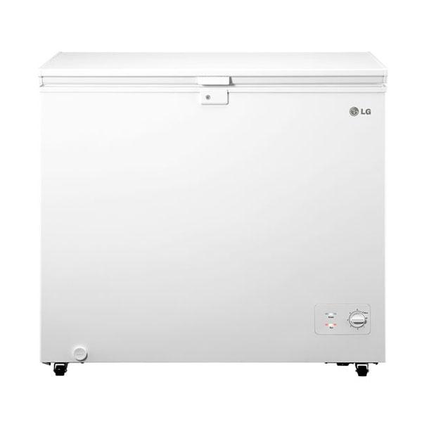 LG 175 ltr hard top chest freezer GCS175SV