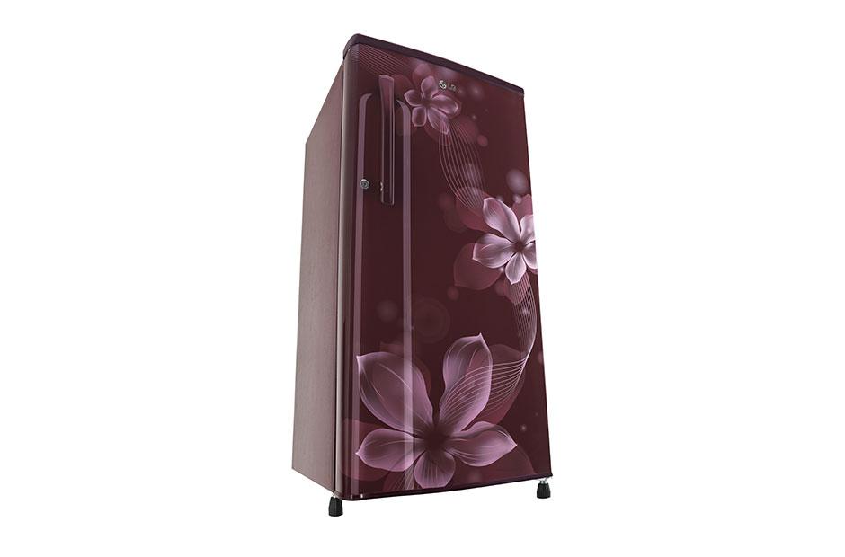 LG 186 Ltr Single Door Refrigerator GL-B200HRLN