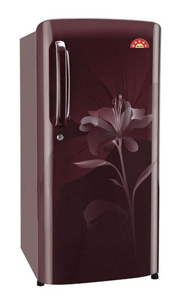 LG 190 Ltr Single Door Refrigerator GL-B201ALLB DS
