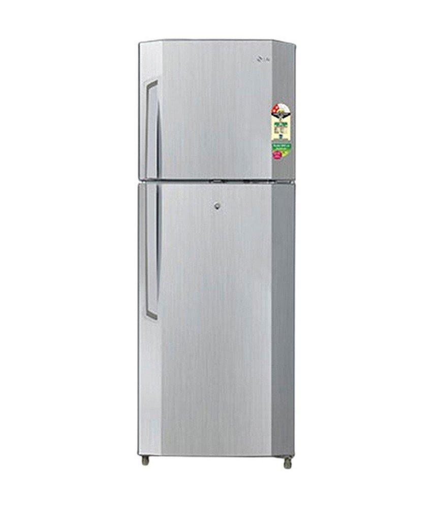 LG 258 Ltr Double Door Refrigerator GL-B292SMTL.ADSQ (Inverter)