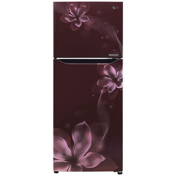 LG 258 Ltr Double Door Refrigerator GL-K292SPTL