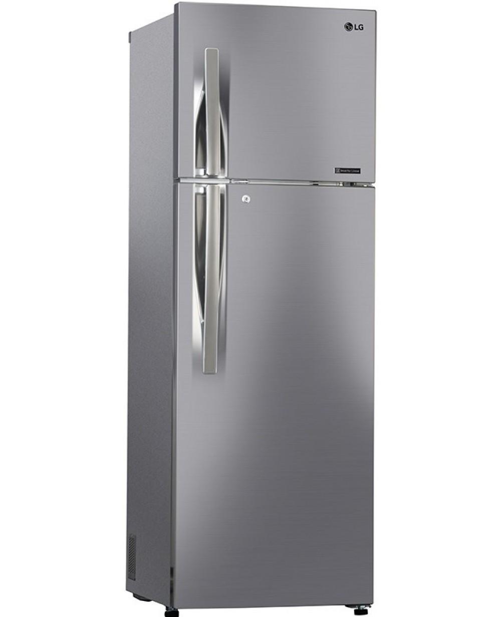 LG 310 Ltr Double Door Refrigerator GL-C322RLBN