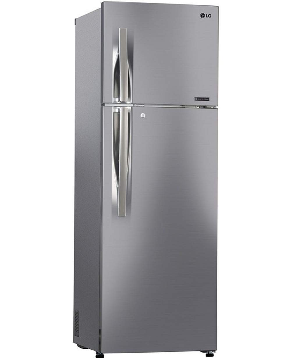 LG 310 Ltr Double Door Refrigerator GL-T322RPZN