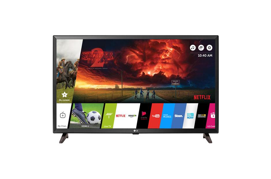 LG 32 inch Smart TV 32LJ610D