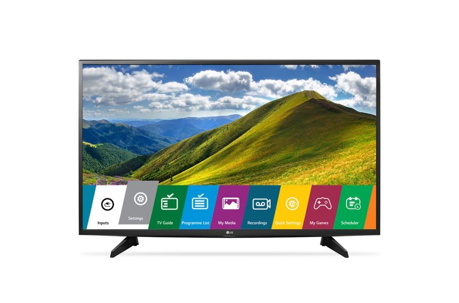 LG 43 inch LED TV 43LJ523T