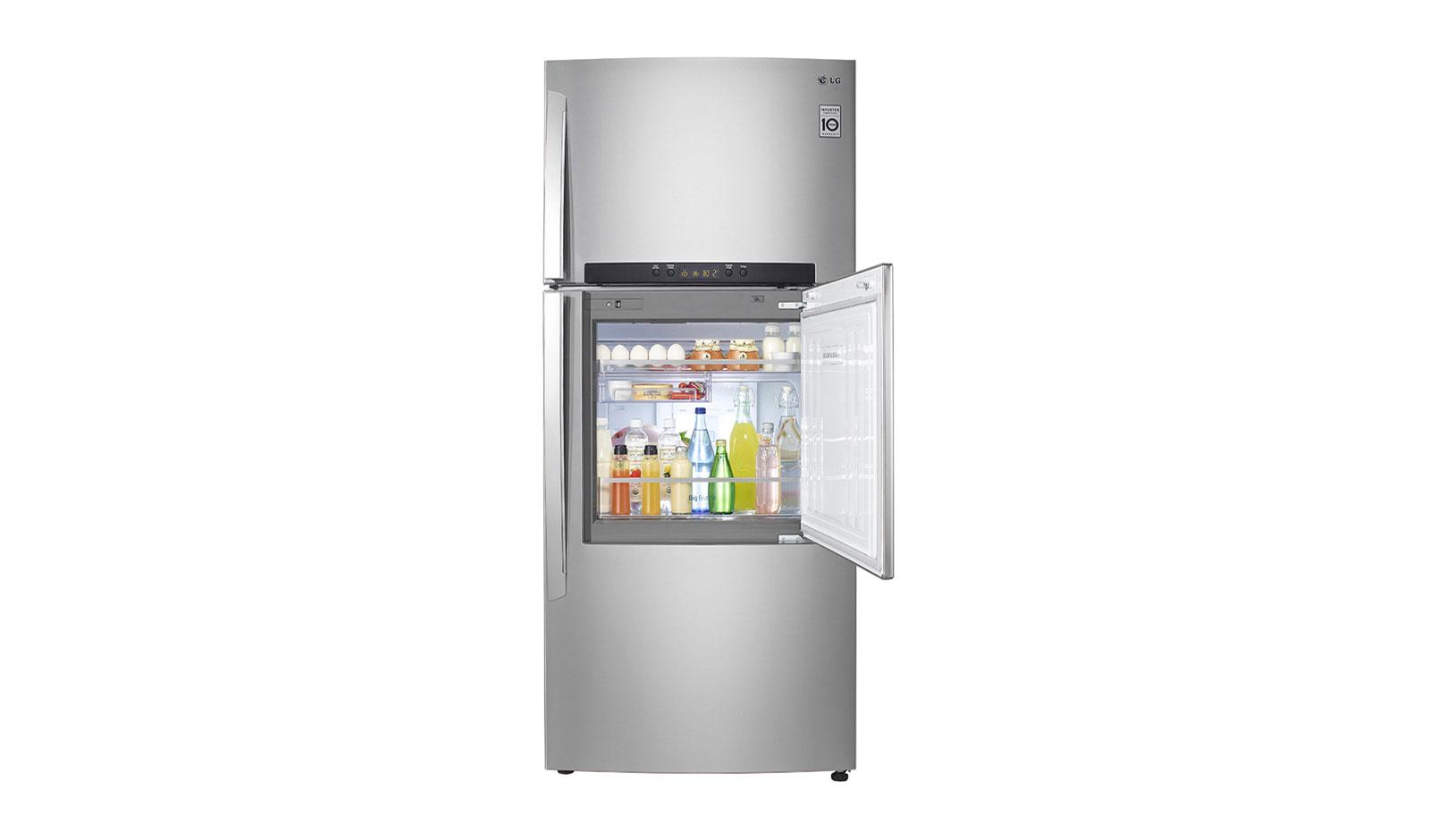 LG 507 ltr SBS refrigerator GT-D5101NS