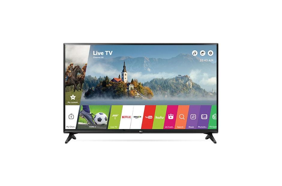 LG 55 inch Smart TV 55LJ550T