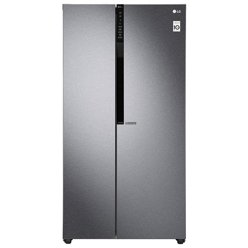 LG 660 ltr SBS refrigerator  GS-B6181DS