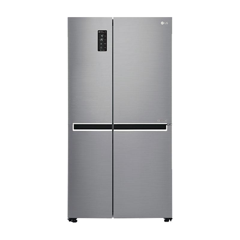 LG 687 ltr  SBS Refrigerator GS-B6263PZ