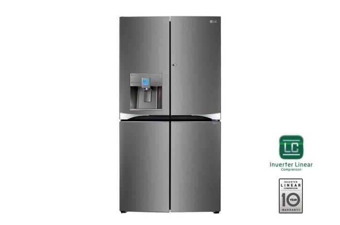 LG 838 ltr SBS refrigerator GF-J8381SB