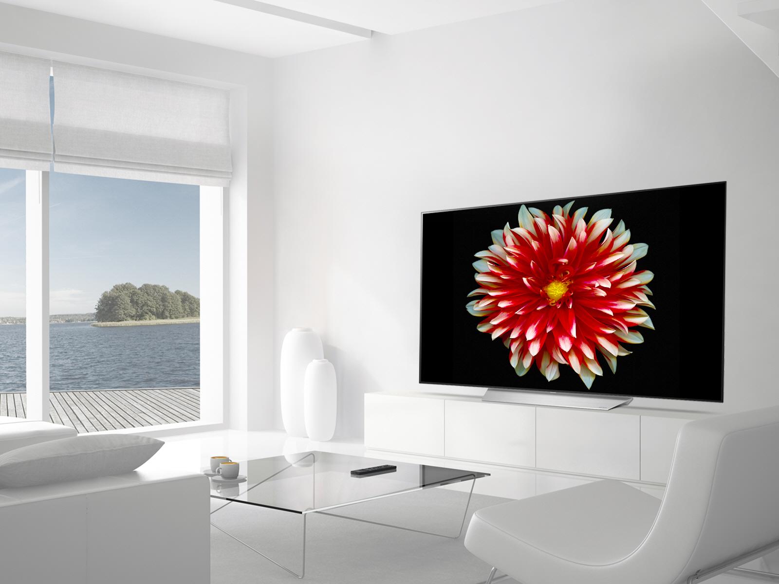 LG OLED TV 55 inch 55C7T Model
