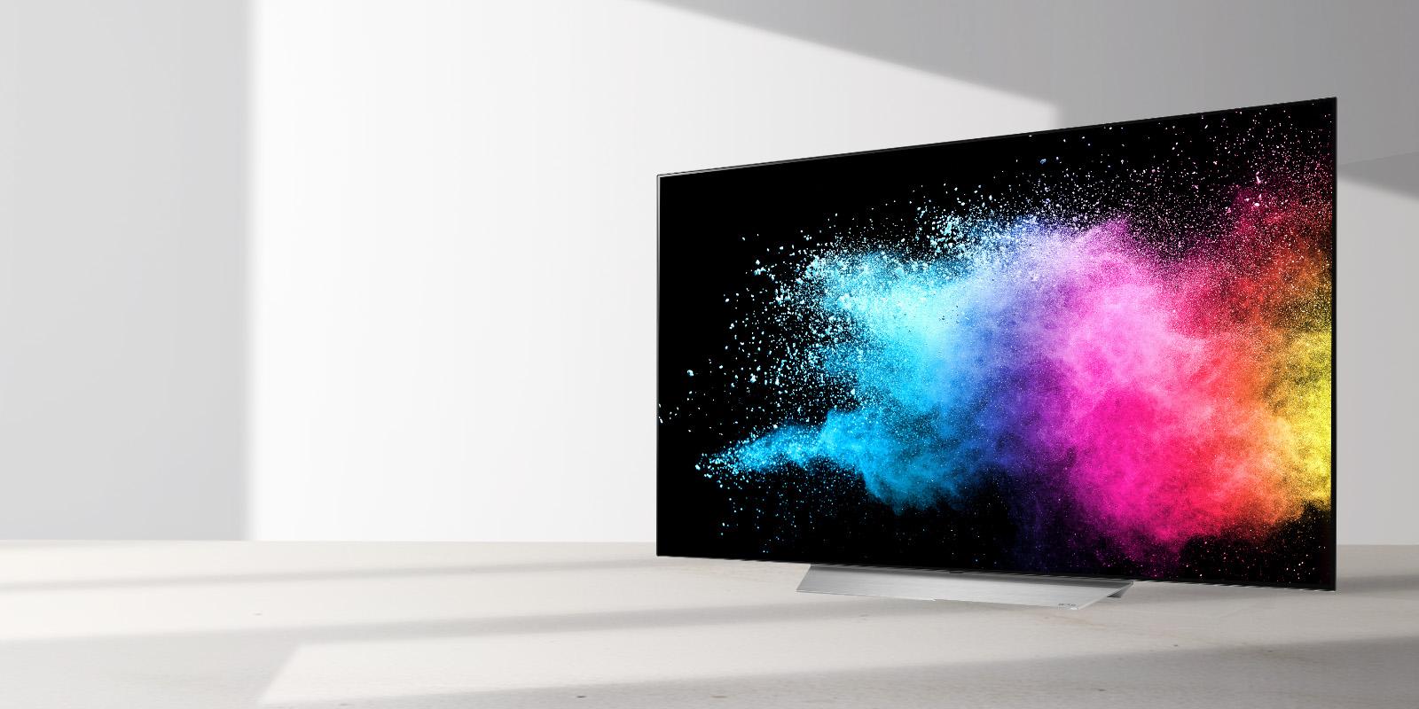 LG OLED TV 65 inch 65C7T Model