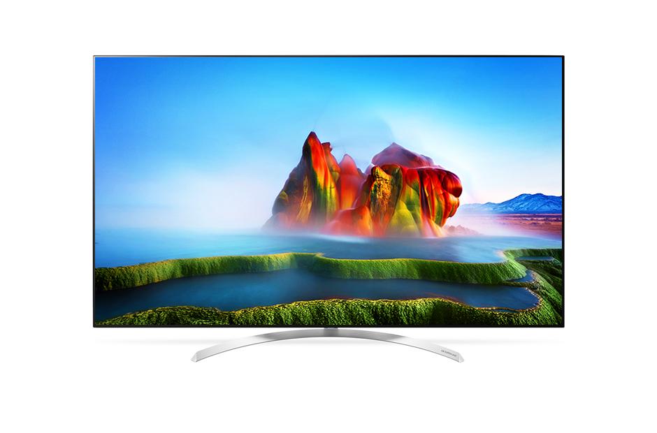 LG UHD TV 55 inch 55SJ850T Model