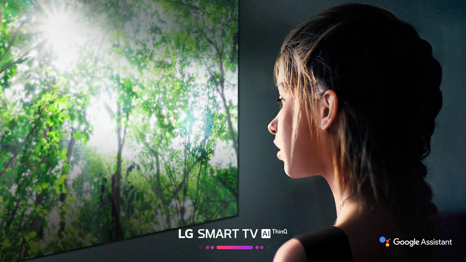 LG UHD TV 65 inch 65UK6320 Model
