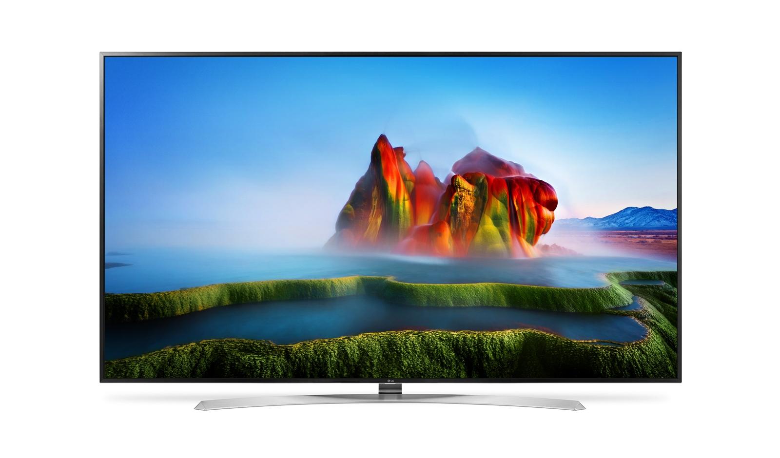 LG UHD TV 86 inch 86SJ957T Model