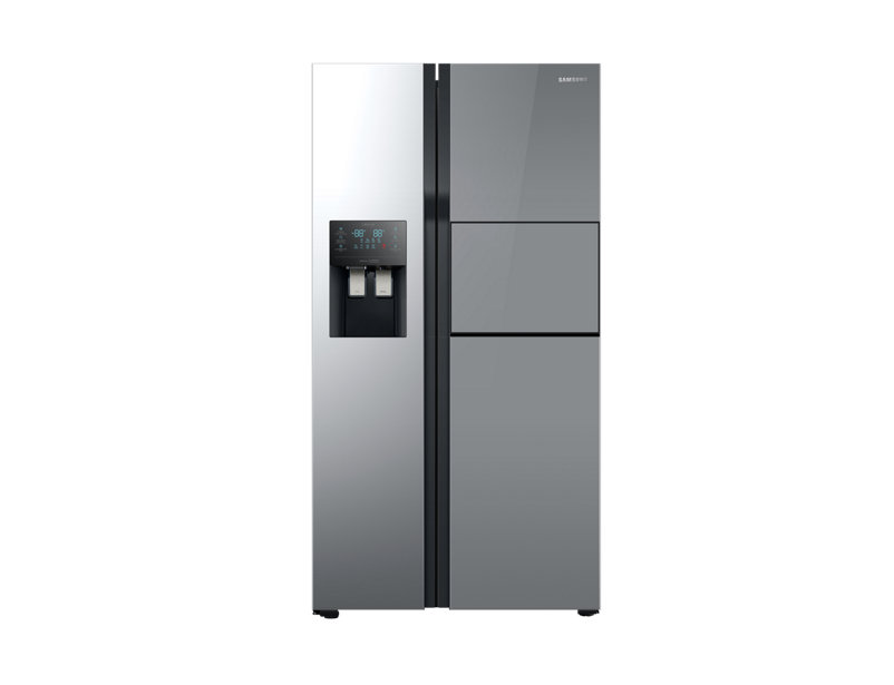 RS51K56H02A Side by Side with Twin Cooling 571 L