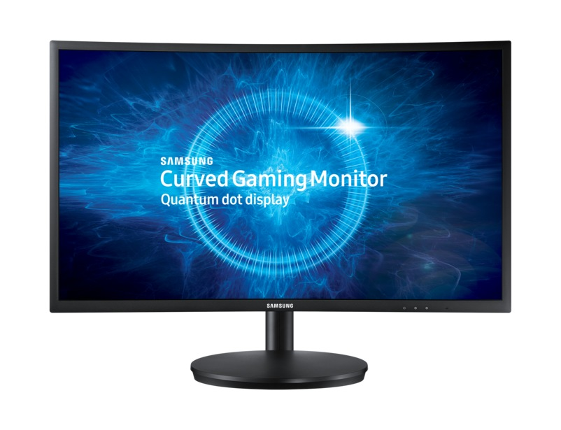 Samsung 27 inch QLED Curved Gaming Monitor