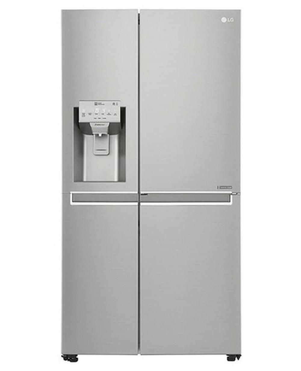LG 663 ltr SBS refrigerator GS-L6012PZ