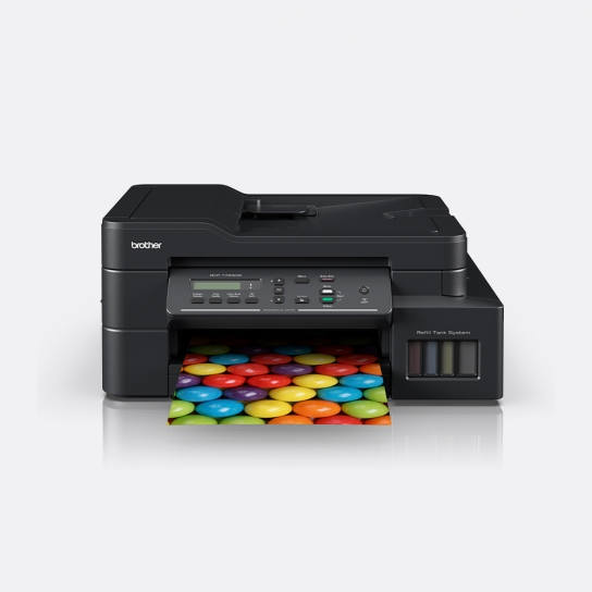 Brother DCP-T720DW 3 in 1 Color Inkjet Printer