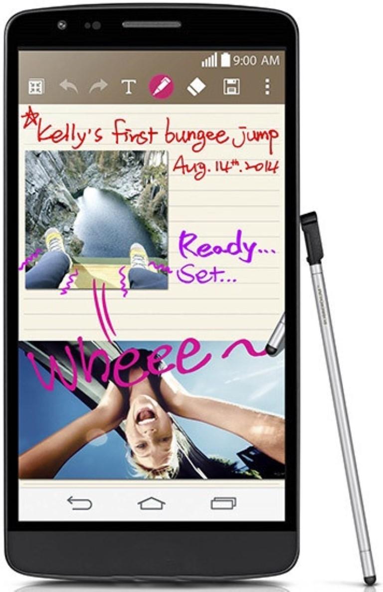 LG G3 Stylus 5.5 Inch Mobile Phone (1GB/8GB)