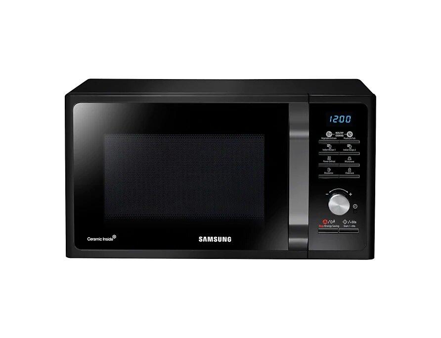Samsung MS23F301TAK 23L Solo Microware Oven (Black)