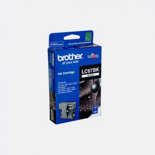 Brother LC-67BK Ink Cartridge