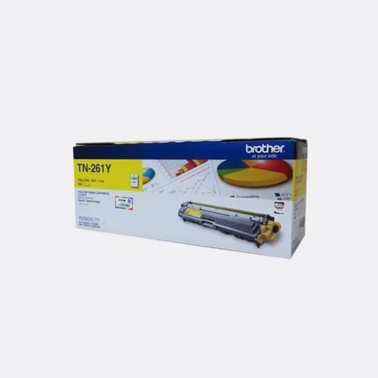 Brother Cart TN-261 Yellow Toner Cartridge