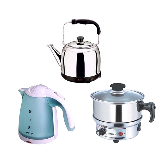 Electric Jug and Kettle